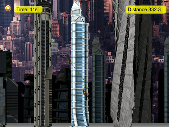A Flight Rope Extreme Pro - Awesome Swing Of Game screenshot 9