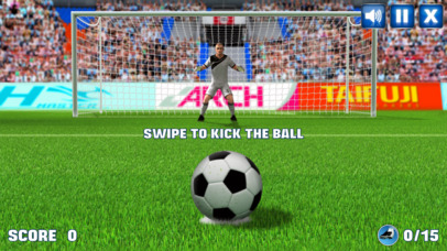 Penalty Shootout ® screenshot 2
