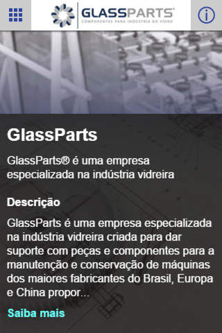 GlassParts - náhled
