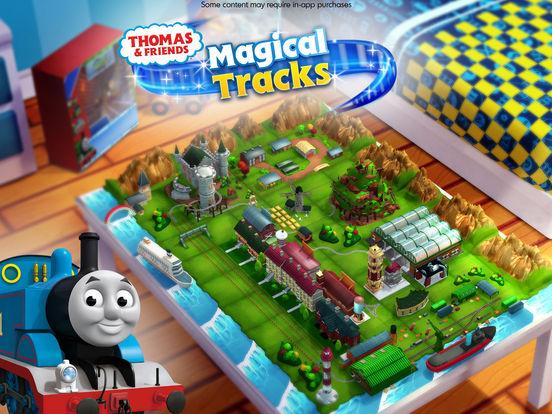Thomas & Friends: Magic Tracks screenshot 6