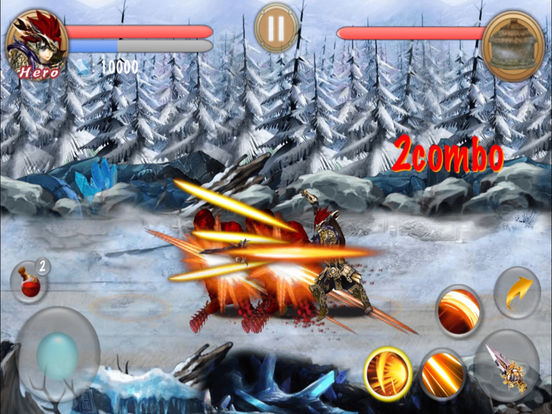 Action-Dragon Hunter screenshot 8