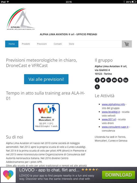 Ufficio Presagi screenshot 4
