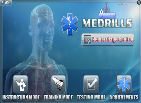 Medrills: Hemorrhage Control - náhled