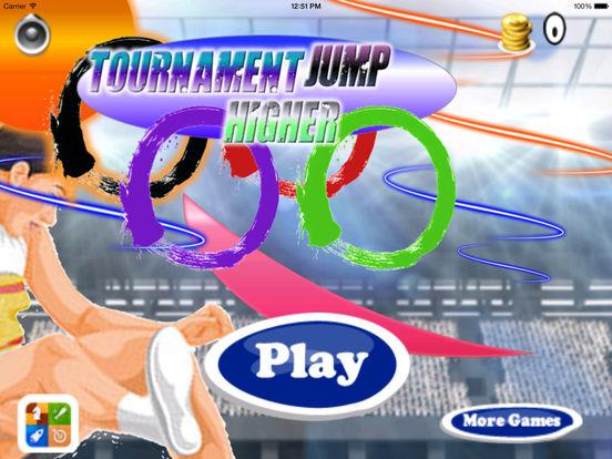 Tournament Jump Higher - Bounciong Amazing Game screenshot 6