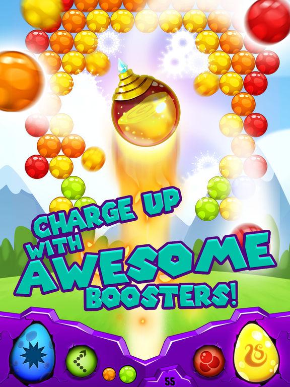 Bubble Shooter! Dragon screenshot 9