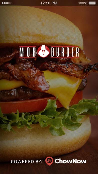 Mob Burger screenshot 1