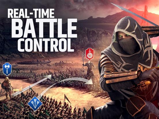 Dawn of Titans: Strategy Game screenshot 7