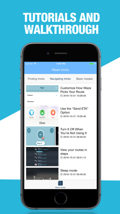 Tricks for Waze GPS | Apps | 148Apps