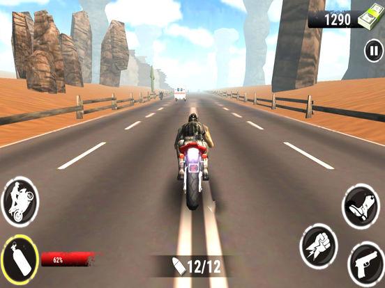 Highway Stunt Bike Riders : 3D Moto Sports Race-r screenshot 8