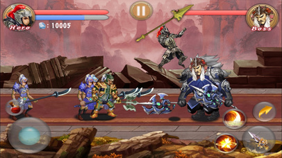 RPG Blood Honour screenshot 3