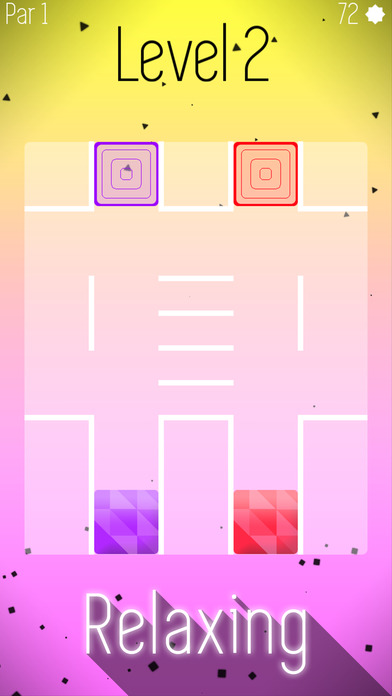 Color Glide - Puzzle Game screenshot 1