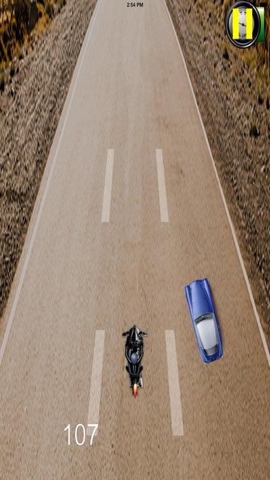 A Racing Driving Biker - Extreme Motorcycle screenshot 3