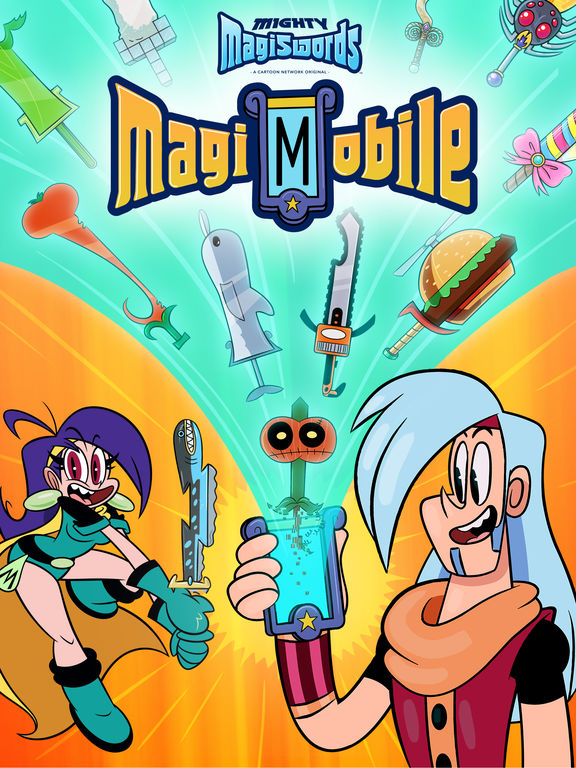 MagiMobile – Mighty Magiswords Collection App screenshot 6