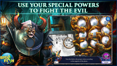 Grim Legends: The Dark City (Full) - Hidden Object screenshot 3
