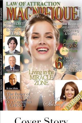 Magnifique Magazine - náhled