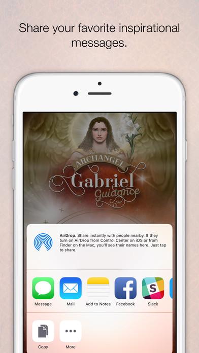 Archangel Gabriel Guidance screenshot 2