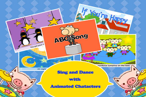Happy Baby Video Song Box for Preschool Kids Music - náhled