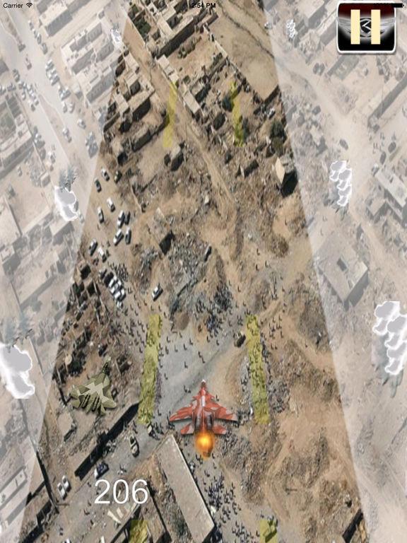 Aircraft Strike Airtraffic Pro - F18 Carrier Landing Lite Game screenshot 7