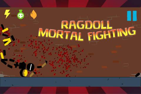 Ragdoll Mortal Fighting - náhled