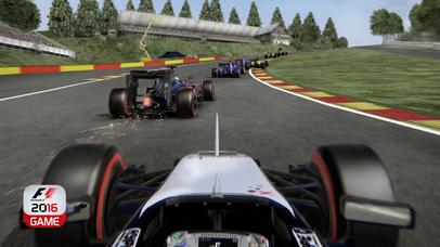 F1 2016 screenshot 5