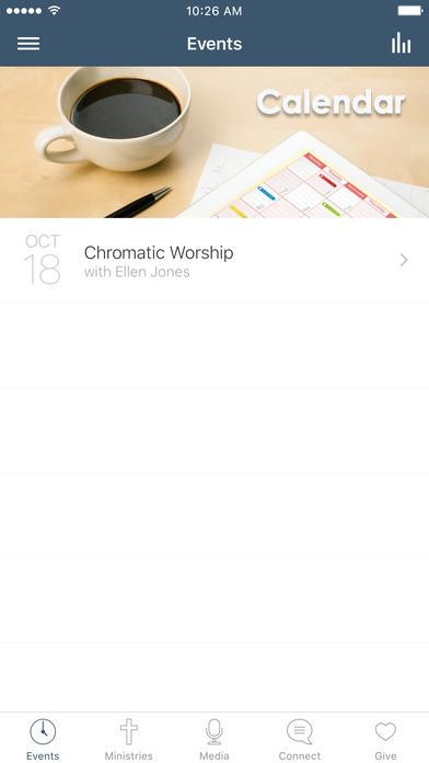 Christ Episcopal Church PVB screenshot 1