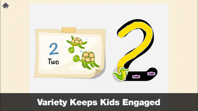 Numbers for Kids - Preschool Counting Games screenshot 4
