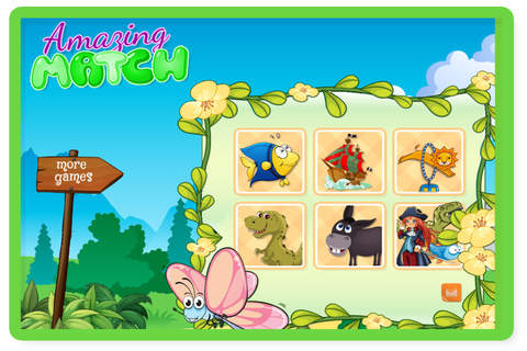 Amazing Match for Kids & Toddlers (Premium) - náhled
