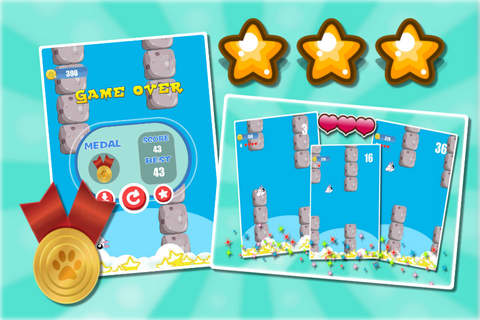 Space Monster—Fun Fly&Cute Pet Adventure - náhled