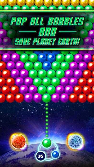 Bubble Earth screenshot 1
