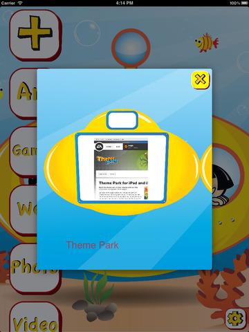 ASD Browser - náhled
