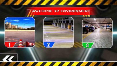 Garage Limousine Parking : 3D Free Par-King Game-s screenshot 1
