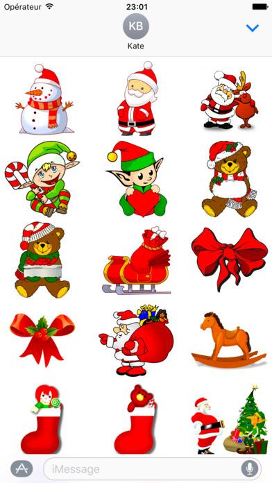 Merry Christmas • Stickers screenshot 1