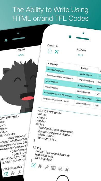 Type Freely screenshot 4