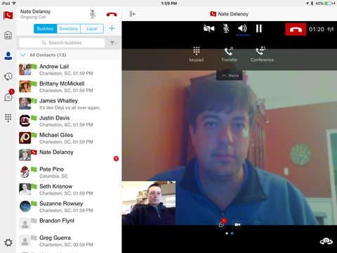 Spirit Unify iPad edition - náhled