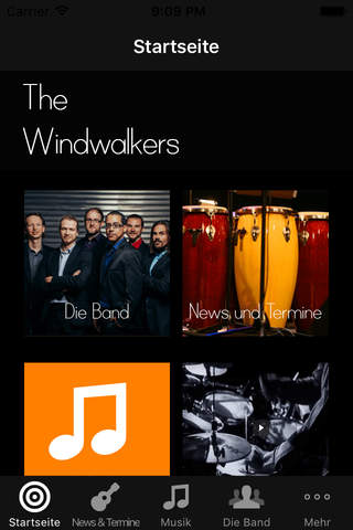 The Windwalkers - Official App - náhled