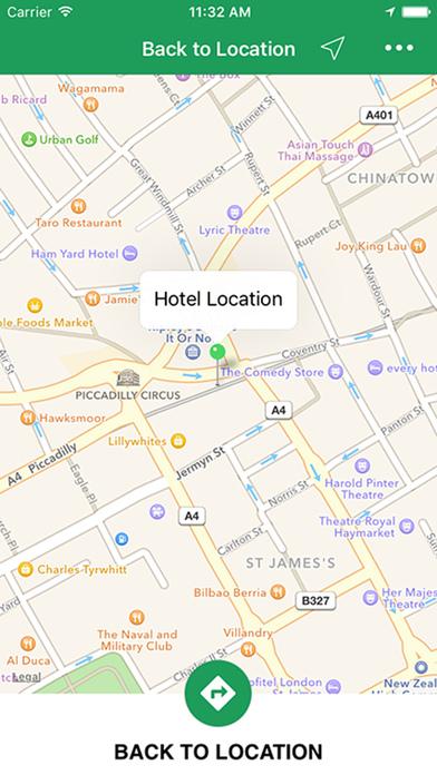 Map me home screenshot 3