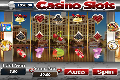 Absolute Vegas World Royal Jackpot - náhled