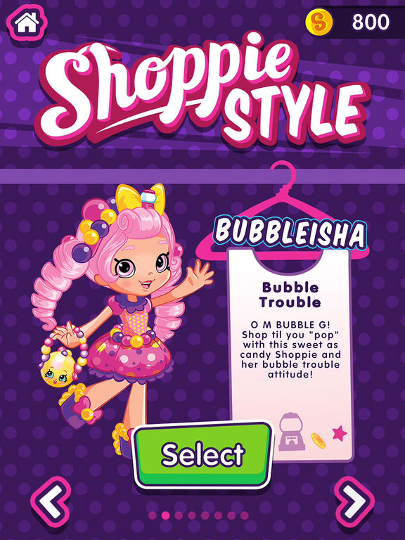 Shopkins: Shoppie Style screenshot 7
