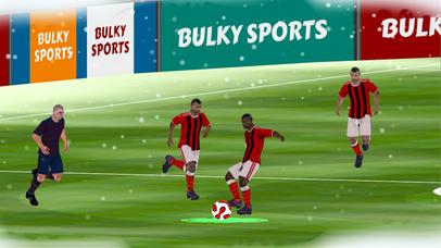 Soccer 2017 - Xmas Holidays Real football madness screenshot 1