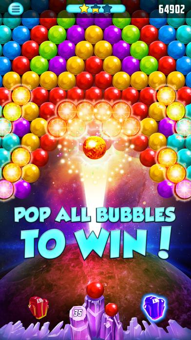 Mercury Pop Bubble Shooter screenshot 2