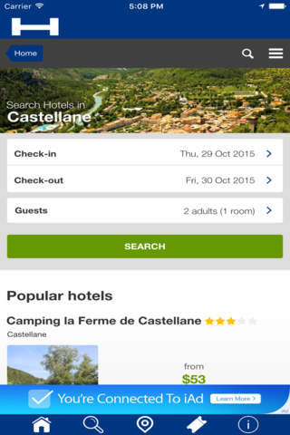 Castellane Hotels + Compare and Booking Hotel for  - náhled
