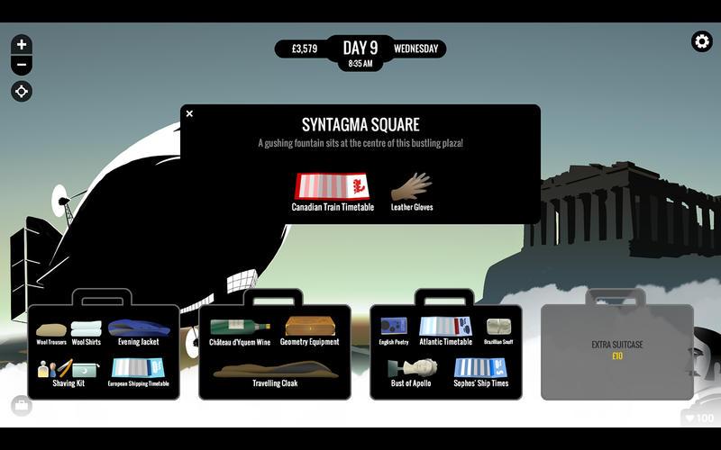 80 Days screenshot 5