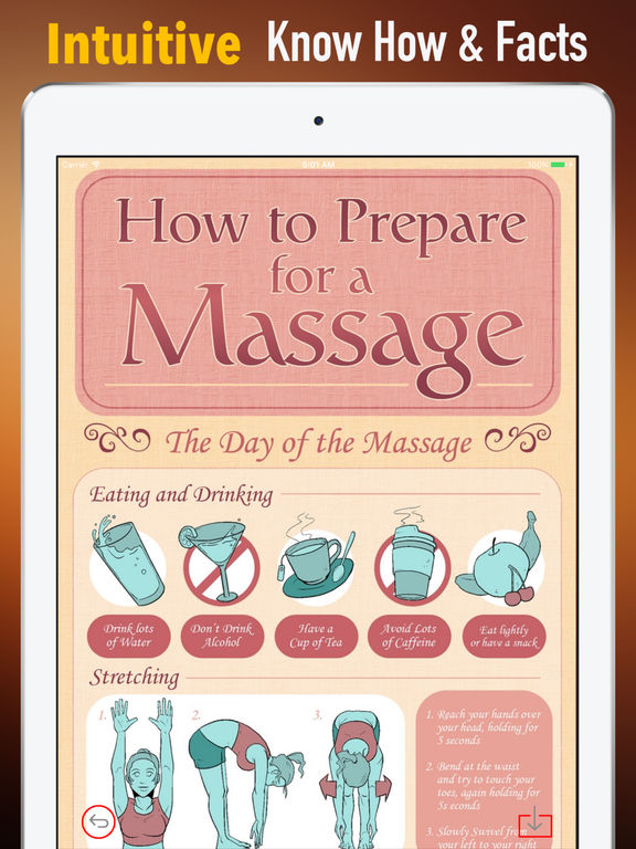 Massage Therapy 101- Therapist Tips with Tutorial screenshot 6