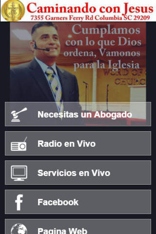 Radio CCJ - náhled