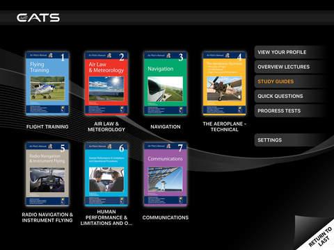 CATS Aviation - náhled