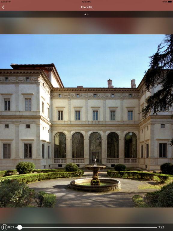Villa Farnesina - Rome screenshot 4