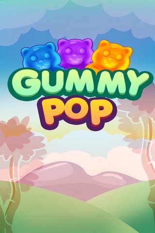 Gummy Pop Blast flash Mania - náhled