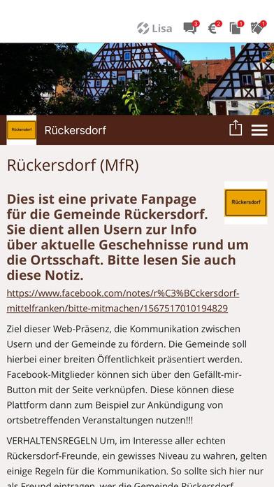 Rückersdorf  - Mittelfranken screenshot 1