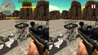 Vr Secret Sniper Clash : Killer Shoot-ing screenshot 1