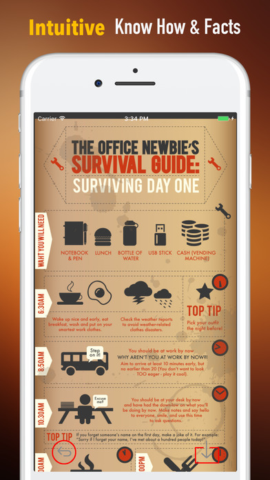 Office Survival Guide-Work Tips and Manual screenshot 1
